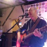 Graham, Vic's Buskers, March 1st 2016