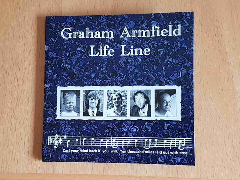 Life Line CD Available Again