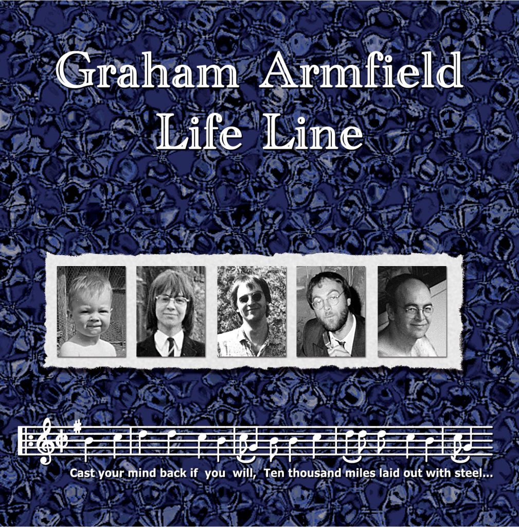 Graham Armfield - Life Line cover