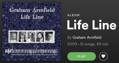 Life Line album on Spotify