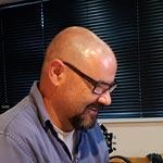 Neal Leggett - studio engineer.