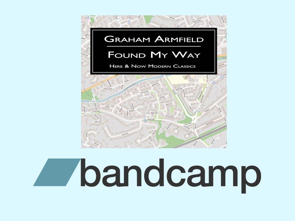Found My Way on Bandcamp